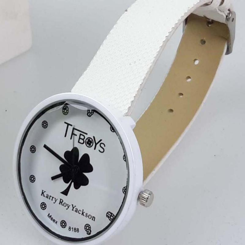 Nơi bán Đồng hồ nữ dây da Tfboy DMR 31 (Trắng)