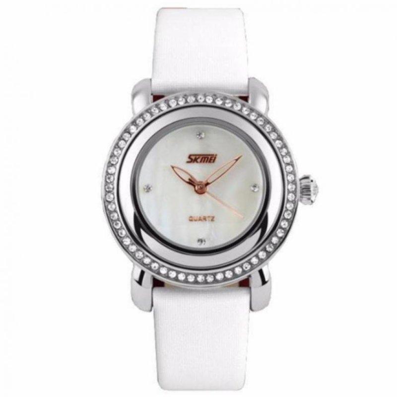 Nơi bán Đồng hồ nữ dây da SKMEI DHSK1926 (Dây đỏ)
