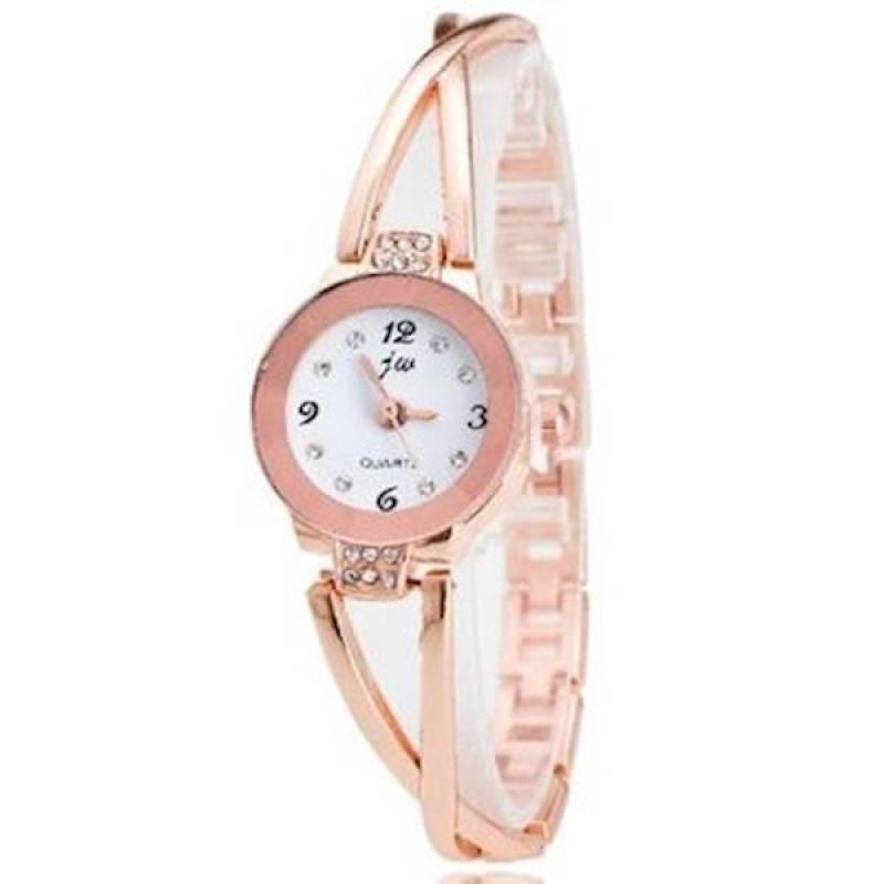 Nơi bán Đồng hồ nữ dây kim loại JW BW036 (Vàng)