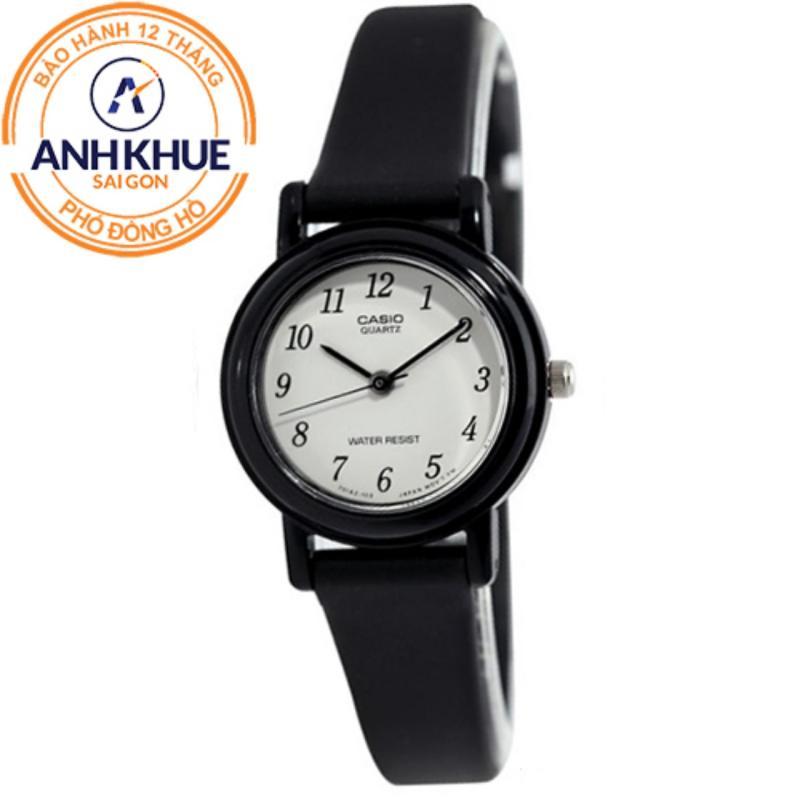 Nơi bán Đồng hồ nữ dây nhựa Casio Anh Khuê LQ-139AMV-7B3LDF