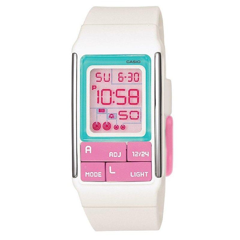 Nơi bán Đồng hồ nữ dây nhựa LDF-51-7CDR (Hồng)