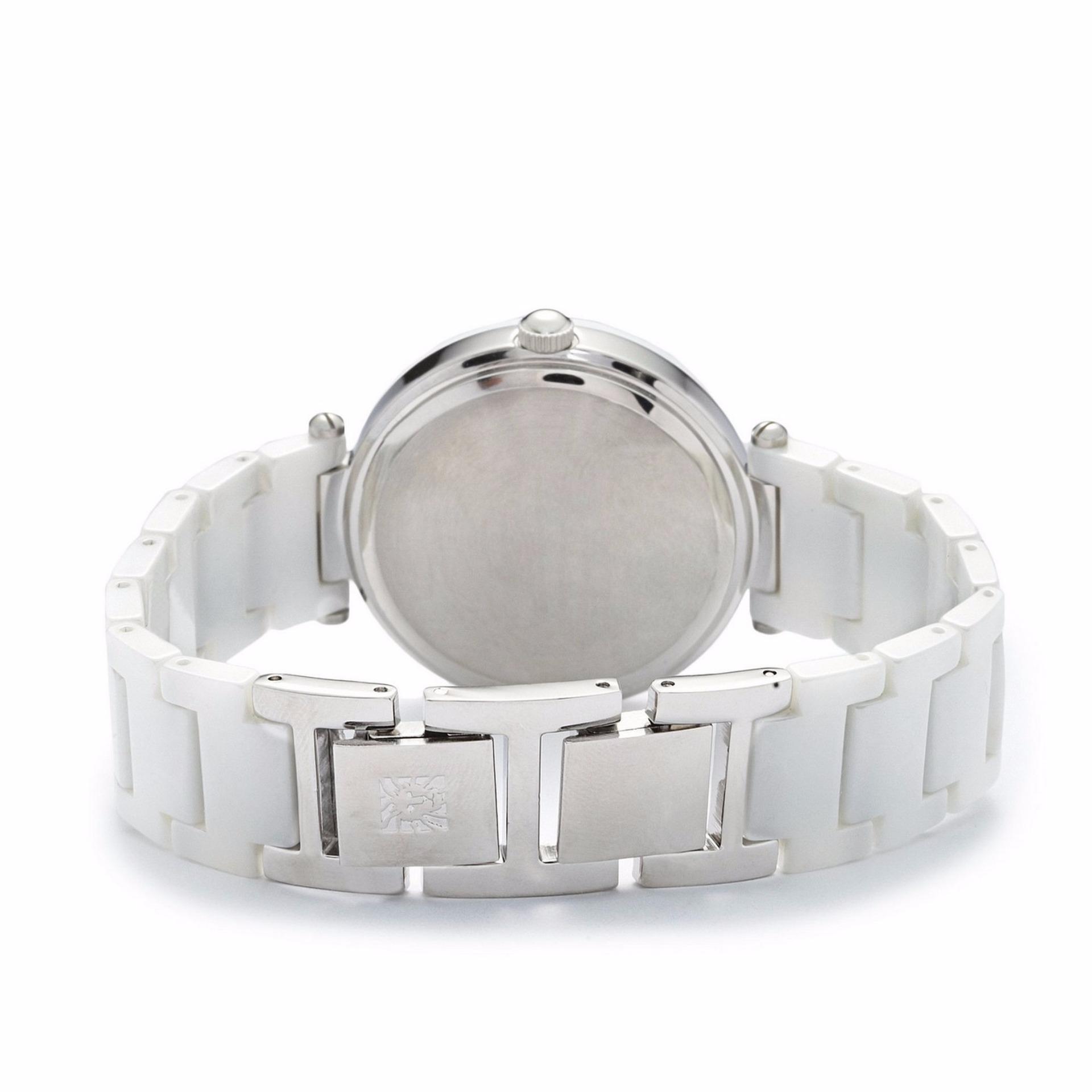 Đồng hồ nữ dây thép không gỉ Mỹ Anne Klein AK/1019WTWT