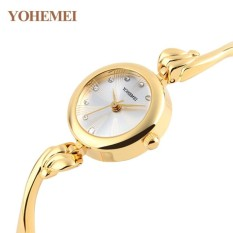 Cập Nhật Giá Đồng hồ nữ lắc tay đính đá YOHEMEI CH375 – 7A  Tini shop