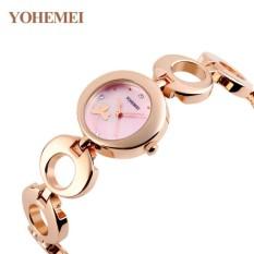 Thông tin Sp Đồng hồ nữ lắc tay đính đá YOHEMEI CH377 – 10A  Tini shop