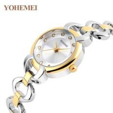Nơi Bán Đồng hồ nữ lắc tay đính đá YOHEMEI CH378 – 7A  Tini shop