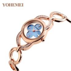 Đánh Giá Đồng hồ nữ lắc tay đính đá YOHEMEI CH379 – 2A  Tini shop