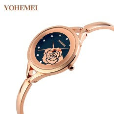 Nơi Bán Đồng hồ nữ lắc tay đính đá YOHEMEI CH380 – 2A  Tini shop