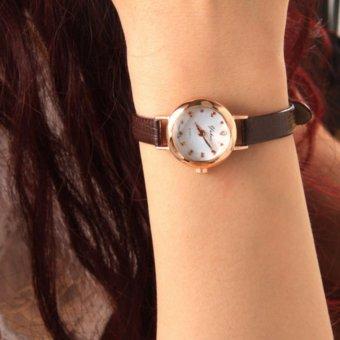 Đồng hồ nữ Yuhao dây nhí xinh xắn - 4