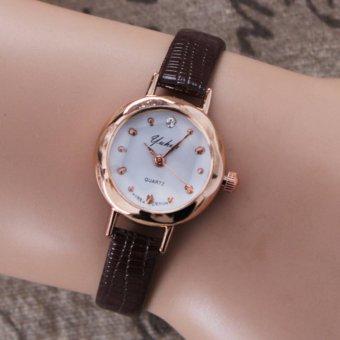 Đồng hồ nữ Yuhao dây nhí xinh xắn - 2