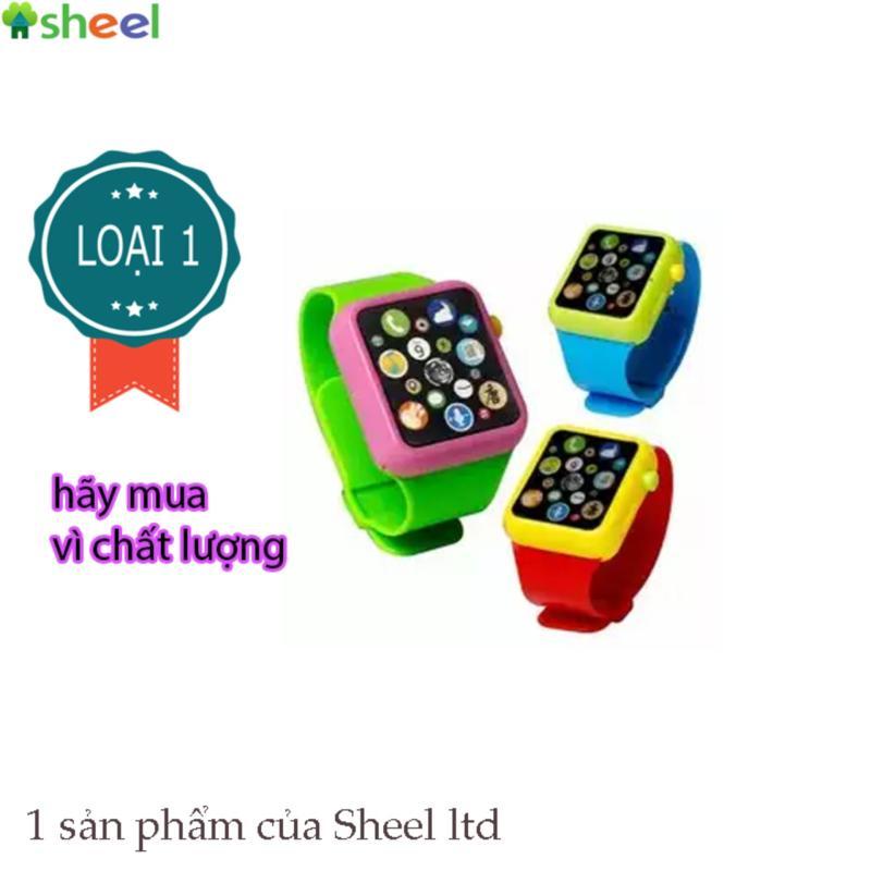 Đồng hồ P-Wach đồ chơi cho bé SHEEL LOẠI 1 bán chạy
