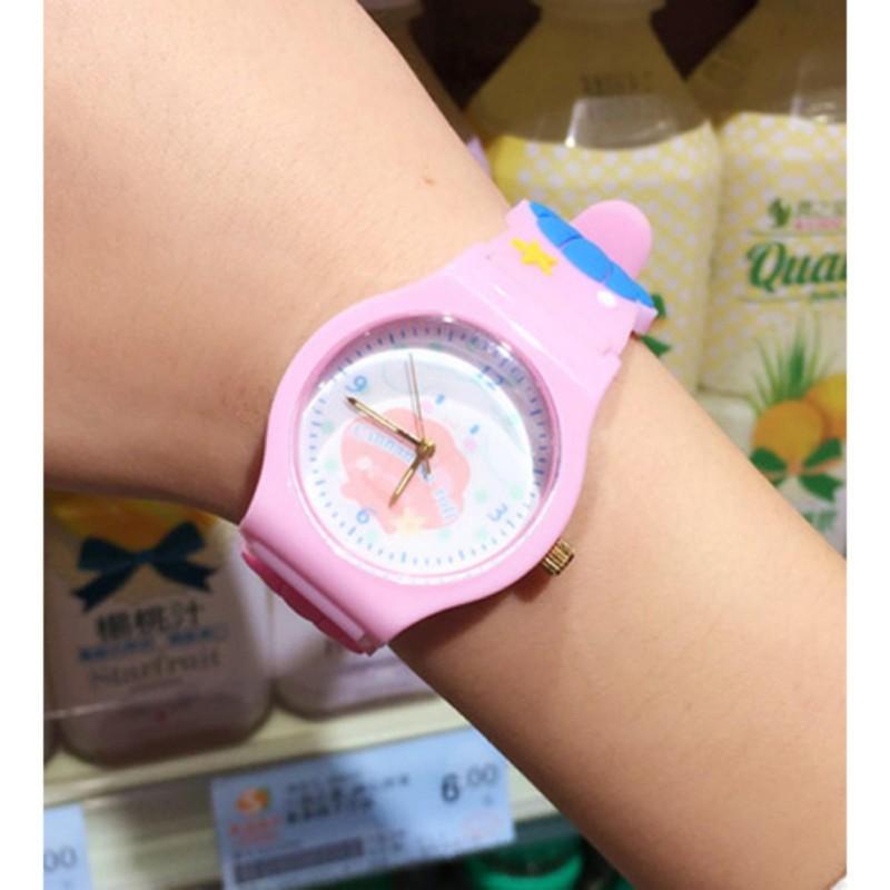 Đồng hồ thời trang bé gái G258 (Hồng) bán chạy
