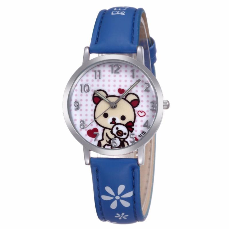 Đồng hồ thời trang bé gáiSKONE DH 3176-3 bán chạy