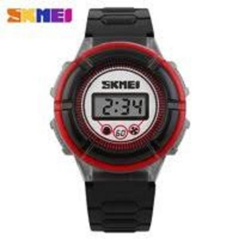 Đồng hồ thời trang bé trai dây cao su Skmei 1097 (Đen) bán chạy