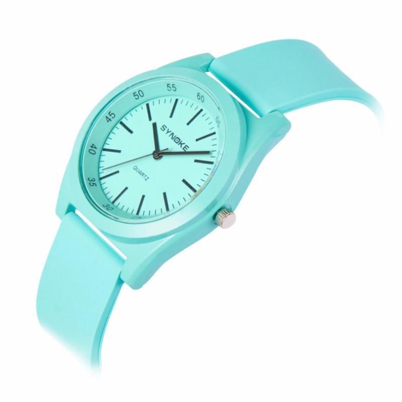 Đồng hồ thời trang kim S3695 màu xanh bán chạy