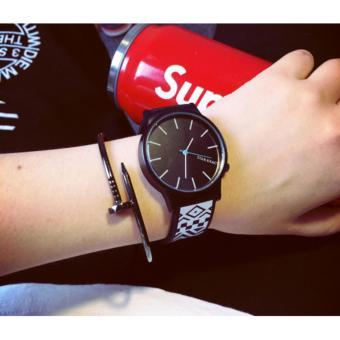 Đồng hồ thời trang nam nữ G2369 cá tính (Unisex)