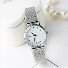 Đồng hồ thời trang nữ dây thép chống gỉ cao cấp DOOKOU WXR DOK0719B Bạc