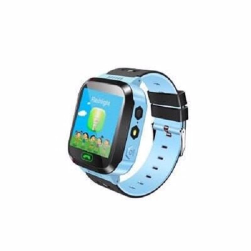 Đồng hồ thông minh có định vị GPS - LBS Q528  ( xanh đen ) bán chạy
