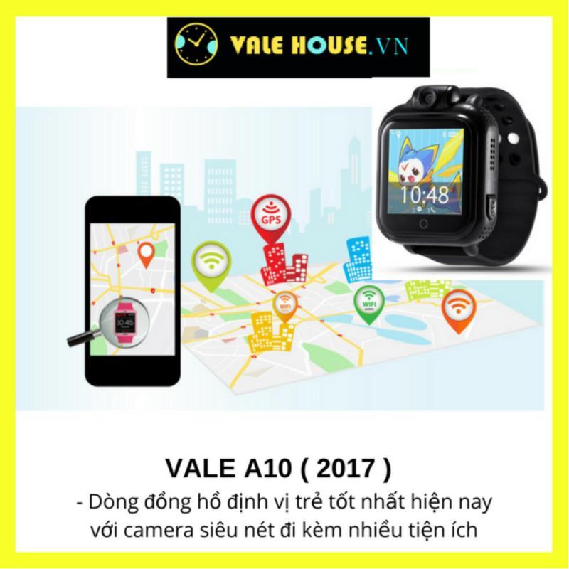 Đồng hồ thông minh trẻ em VALE A10 ĐEN ĐÁ 6879 bán chạy