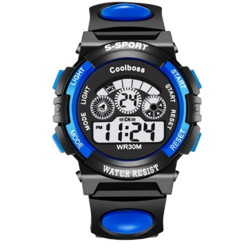 Nơi bán Đồng hồ trẻ em Cool Boss 0119 (Màu Xanh dương)