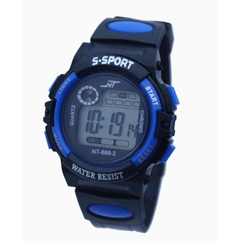 Đồng hồ trẻ em dây cao su NT888 bán chạy