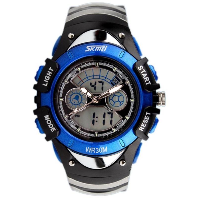 Đồng hồ trẻ em dây cao su Skmei 0998 bán chạy