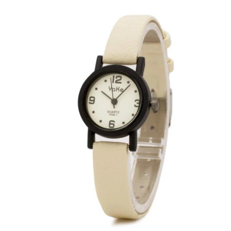 Đồng hồ trẻ em dây da Yake 1512 bán chạy