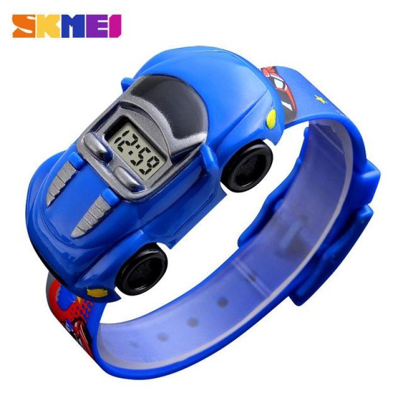Nơi bán Đồng hồ trẻ em dây nhựa SKMEI DG1241 (Version Xe hơi)