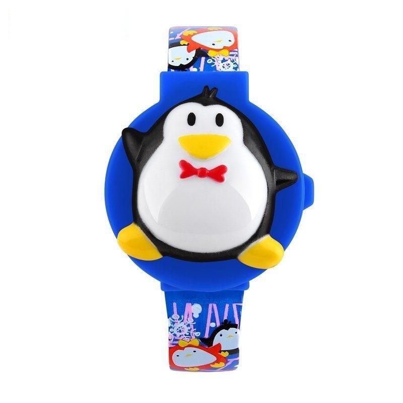 Nơi bán Đồng hồ trẻ em dây nhựa SKMEI (Xanh)