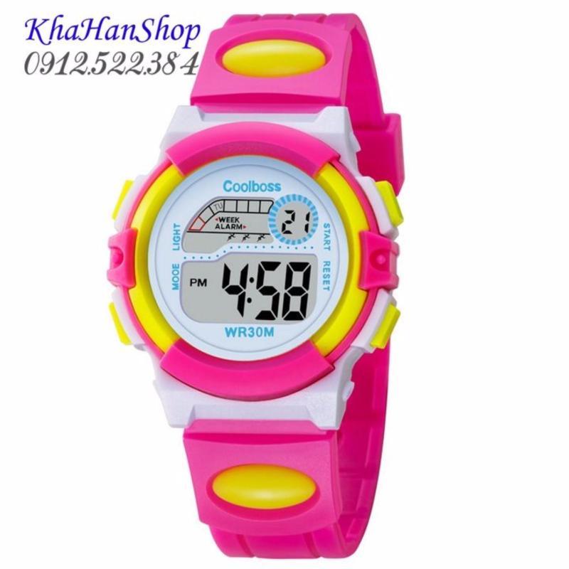 Đồng hồ trẻ em DH03-HV giá tốt KhaHanShop bán chạy
