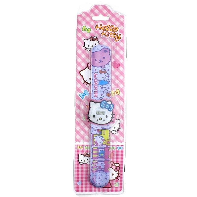 Đồng hồ trẻ em hình mèo Phước Thành bán chạy