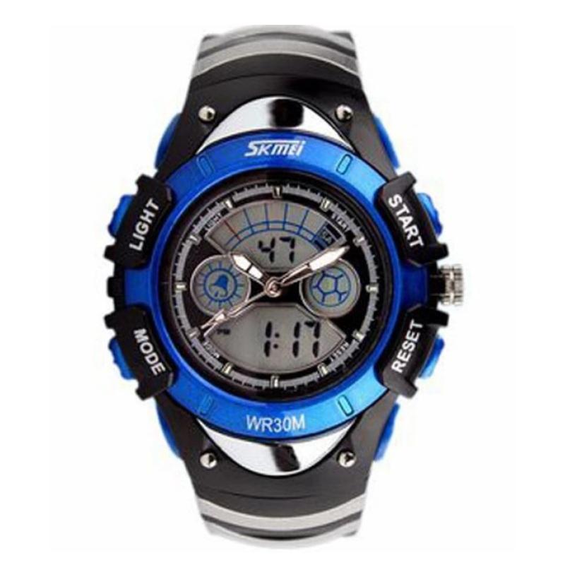 Đồng hồ trẻ em Skmei 0998 (Xanh Dương) bán chạy