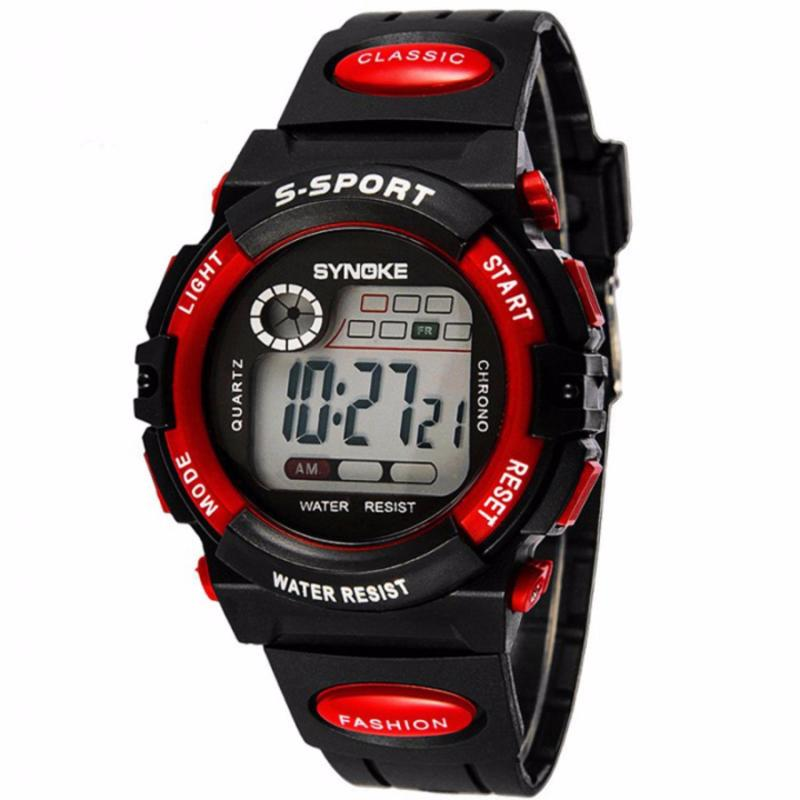 Đồng hồ trẻ em Synoke 99269 (Đỏ) bán chạy
