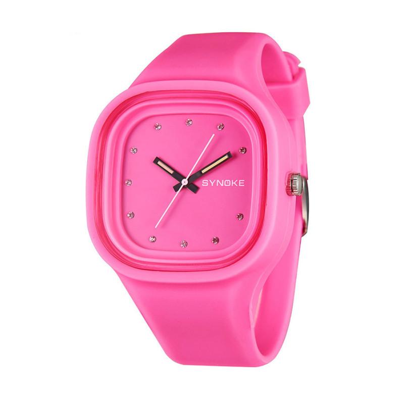 Đồng hồ trẻ em Synoke SY66895 (Hồng) bán chạy