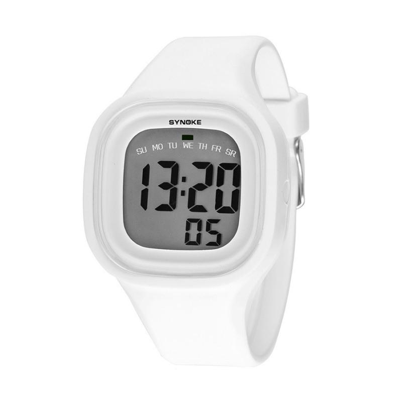 Đồng hồ trẻ em Synoke SY66896 (Trắng) bán chạy