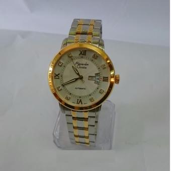 Đồng hồ tự động chính hang Alexandre Christie cao cấp nam giới 8A166M