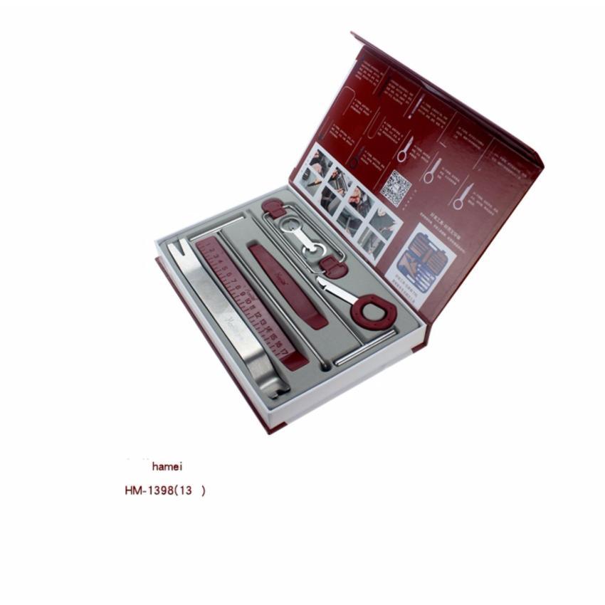 Hình ảnh Dụng cụ tháo nội thất cao cấp Hamei (13 món)