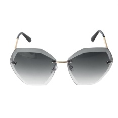 Giá Khuyến Mại Fashion Ocean without Borders Gradient Sunglasses(Black)-one size – intl  UNIQUE AMANDA