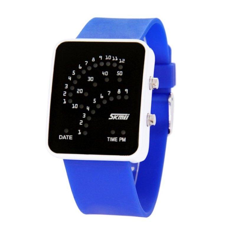 Nơi bán Fashionable Outdoors Sport Digital Watch Waterproof Wrist Watch - intl