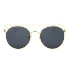 Đánh Giá Female Chic Circle Frame Colorful Sunglasses(Gold)-one size – intl  UNIQUE AMANDA