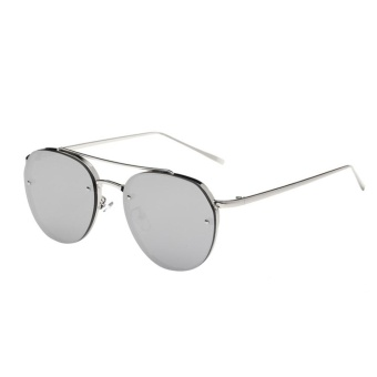 Thông tin Sp Female New Arrival Chic Colorful Sea Lens Sunglasses(Silver)-one size – intl   UNIQUE AMANDA