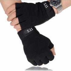 Găng tay chiến thuật cụt ngón GT01LA