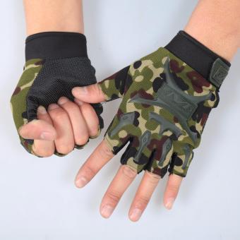 Găng tay chuyên dành cho Phượt thủ MZ816 (Rằn ri)