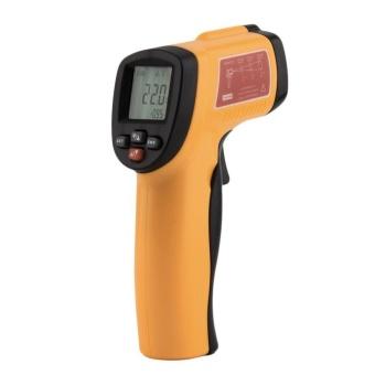 GOOD Digital Infrared Thermometer Non-contact LCD IR Laser Temperature Tester Gun - intl