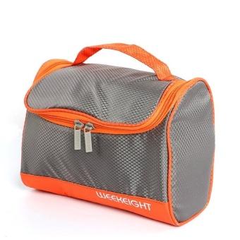 Hanging Travel Toiletry Bag Cosmetic Bags(Orange) - intl
