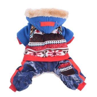 hazobau Fashion Soft Warm Autumn Winter Dog Coat Jumpsuit HoodiePetClothes (Blue.L) - intl - 8587940 , OE680OTAA7009XVNAMZ-12846123 , 224_OE680OTAA7009XVNAMZ-12846123 , 710000 , hazobau-Fashion-Soft-Warm-Autumn-Winter-Dog-Coat-Jumpsuit-HoodiePetClothes-Blue.L-intl-224_OE680OTAA7009XVNAMZ-12846123 , lazada.vn , hazobau Fashion Soft Warm Autum