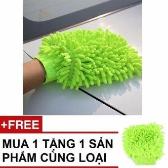 Găng tay chuyên dụng lau xe PL.42-003 + Tặng Găng tay chuyên dụng lau xe PL.42-003