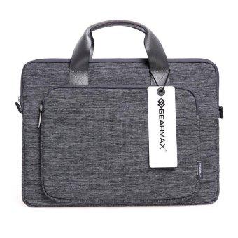 Túi đeo chống sốc Gearmax Sleeve Macbook 11 12 inch (Xám)