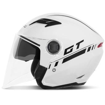 Mũ bảo hiểm Andes Blade B639 (Trắng GT)