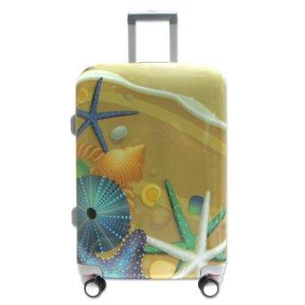 Vali kéo du lịch nhựa hình The Ocean size nhỏ 5 tấc TA192