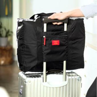 Túi xách du lịch Embellish đa năng (đen)
